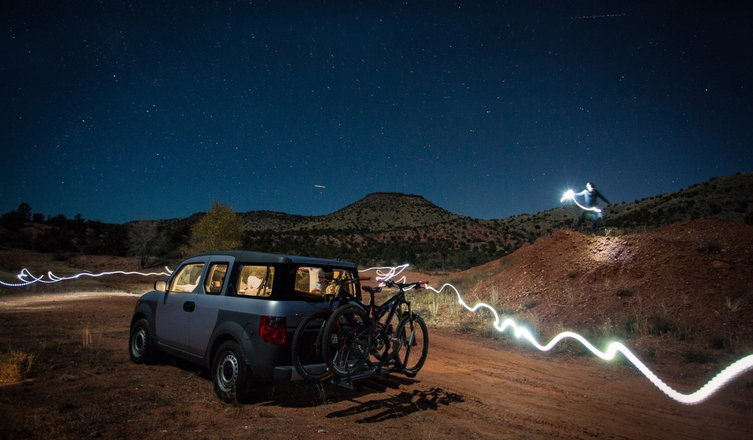 sedona-light-trails-