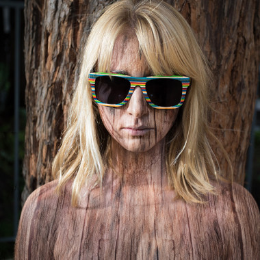 Bosky x Betabrand: Wood Sunglasses Product Launch