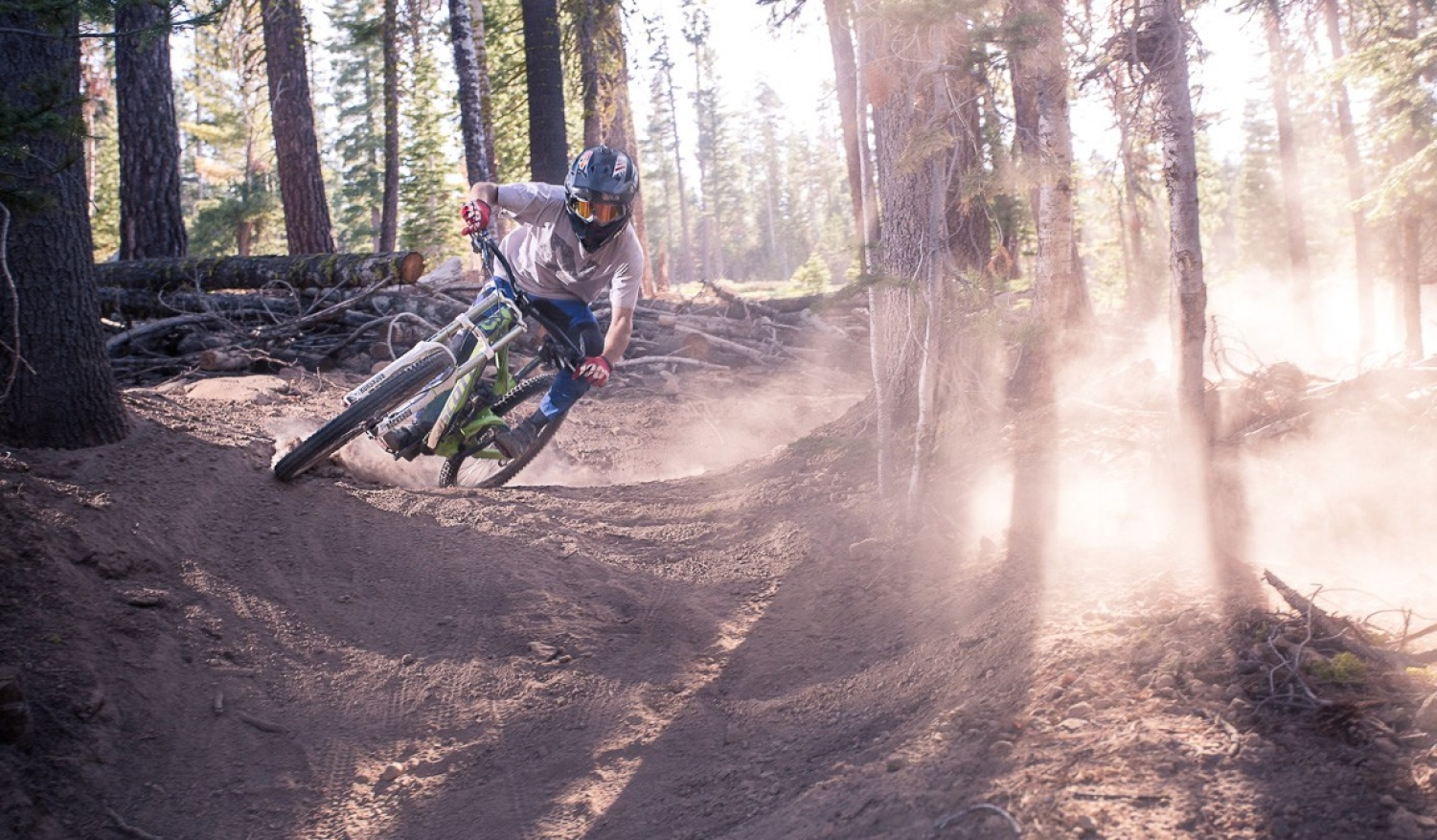 Tanner Stephens at Northstar Bike Park