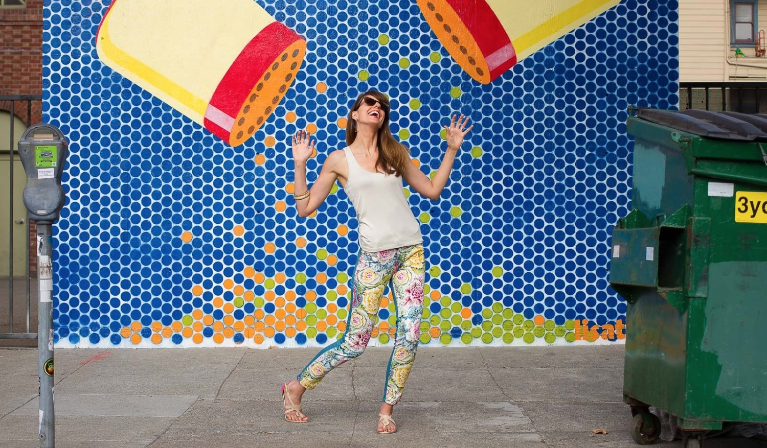 Betabrand Women's 2-face britches
